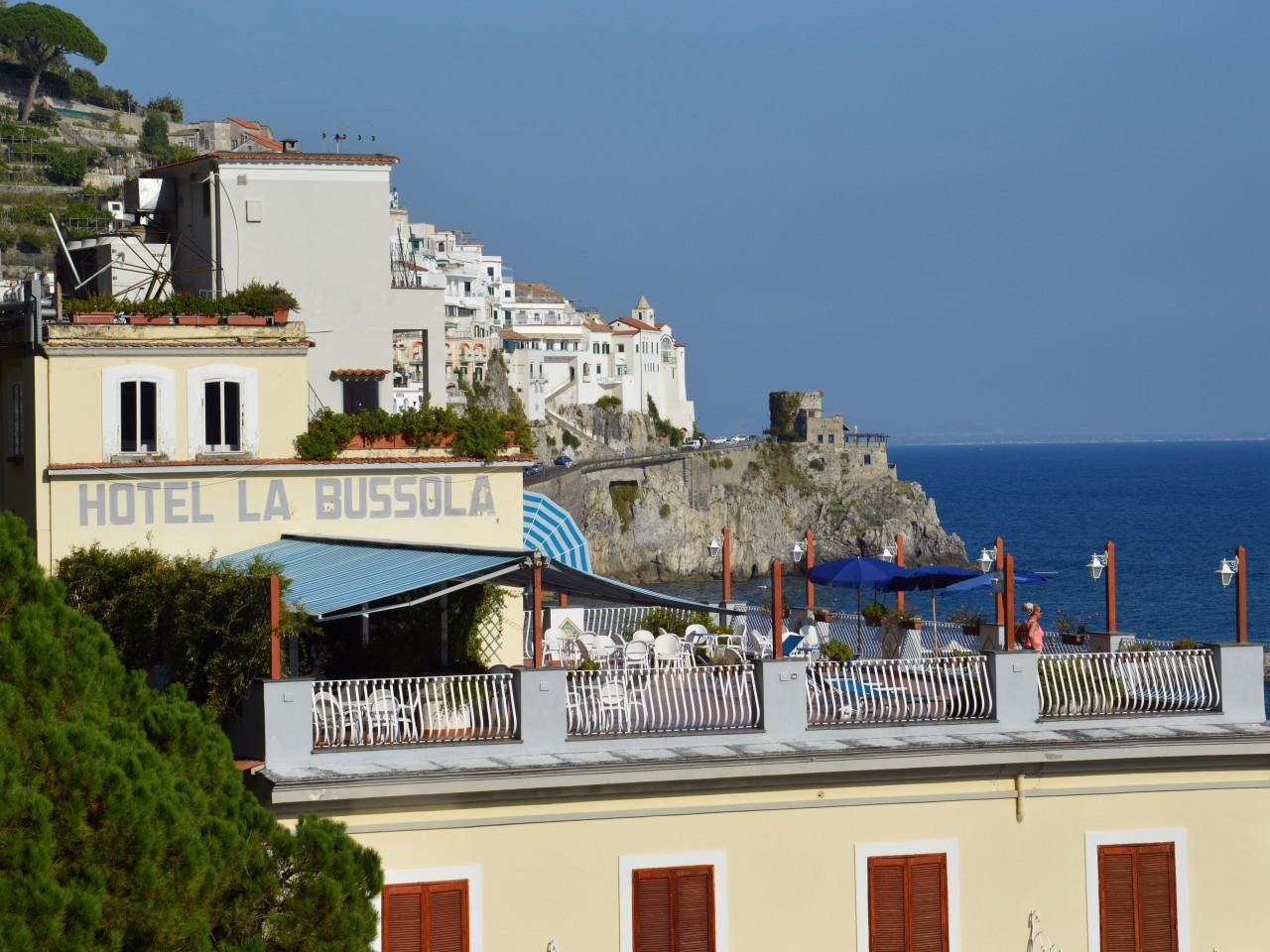 Amalfi La Bussola Hotel