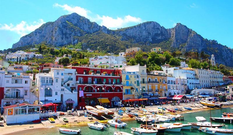 Capri Marina Piccola